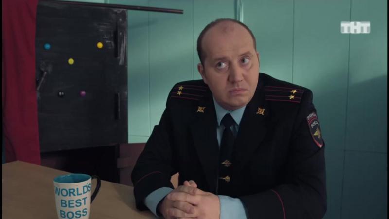 Полицейский с Рублёвки. Володе насрали в машину. Измайлов - это ЗЛО
