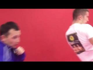 MMA Fighters KZ: аршыа, Сбит, Слтан!