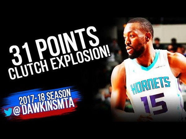 Kemba Walker Full highlights 2018.3.26 Charlotte Hornets vs Knicks - 31 Pts, CLUTCH! | FreeDawkins
