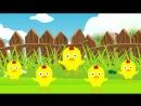 Песенка цыпленка. Цыпа-цыпа пи-пи-пи. Мультик видео для детей. Наше всё!