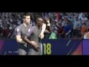 FIFA18 Красивый гол Садио Манэ (Передача Луки Модрича)