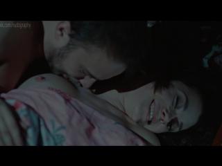 Виктория Заболотная голая (топлес) в сериале