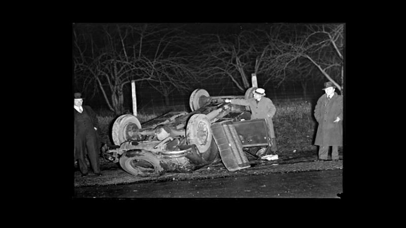 Автомобильные аварии 85 лет назад
