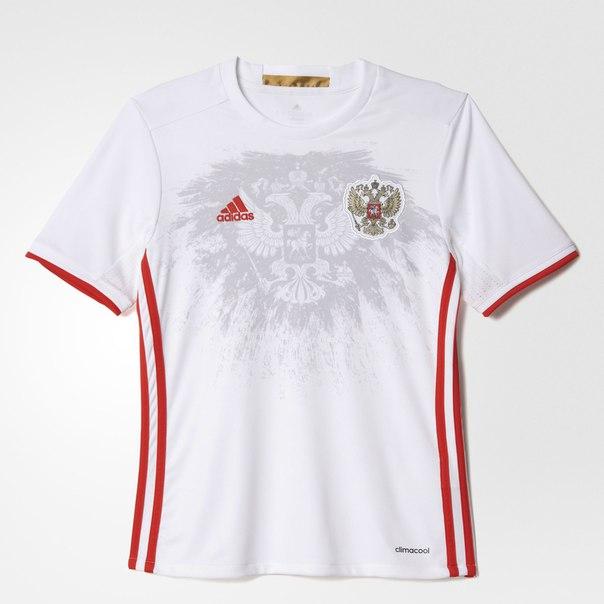 Выездная игровая футболка сборной России (реплика)