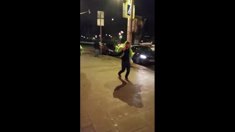 Абу бандит в Москве