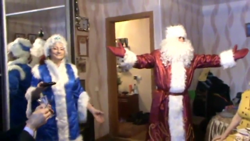 Лидия Майорова - Новый год-Праздник семейный. С Новым годом и с Рождеством всех