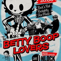 The BETTY BOOP LOVERS / UNLOCK CAFE