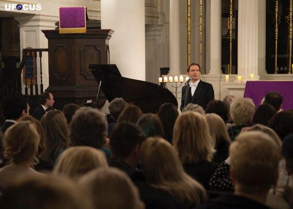 13 марта 2018 г., Песни любви, Grosvenor Chapel, Лондон, Англия AQfA6uKKiEw