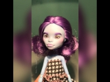 OOAK Abbey Monster High от Sonia Viva Japan^^