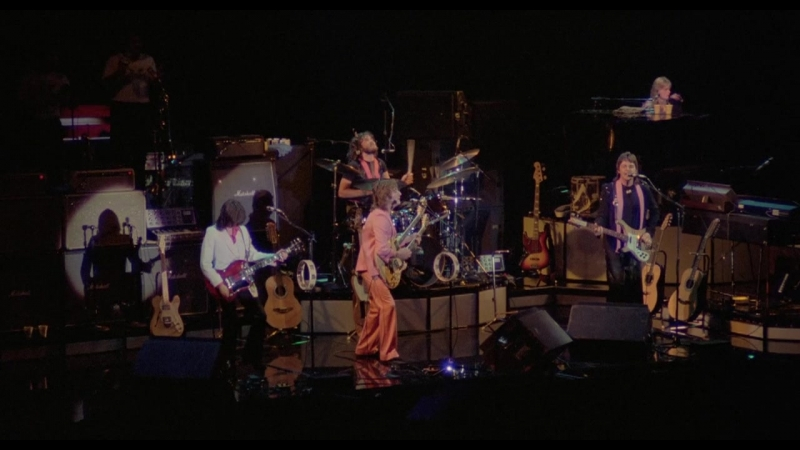 Paul McCartney Wings - Venus and Mars' Rock Show 1,2 (Kingdome in Seattle, Washington '75)