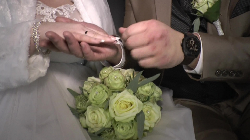 Full-HD Hochzeitsvideo Regina Maxim Unsere Hochzeit... Hochzeitsfilm 2018. Тел 01520 170 77 62
