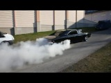 Supercharged Dodge Charger 1968 1500 H P