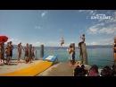 Люди невероятны: прыжки на батутах