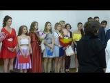 Гимн России в честь выпускников.