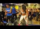 Ludmilla - Cheguei - Gracyanne Barbosa aula de zumba -Dancando