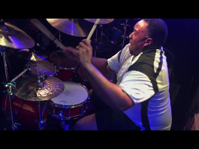 Carnival drums artist Shariq Tucker and dw artist Erick Moore Gospel Chops