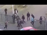 Holland Netherlands: Man Attacks School Kids With A Knife