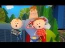 Аркадий Паровозов Спешит на помощь все серии сборник 76 100 развивающий мультфильм для детей
