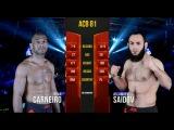 Aslambek Saidov vs. Roan Carneiro