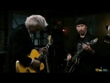 Jimmy Page  The Edge  Jack White