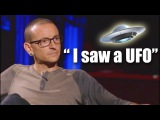 Chester Bennington saw a UFO before he Died  Real Story - Linkin Park Vlogs