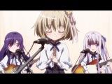Tenshi no 3P! 9 серия русская озвучка Mutsuko Air / Ангельское трио 09 / А вот и три ангела!