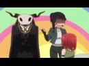 Mahou Tsukai no Yome Hoshi Matsu Hito 20 серия русская озвучка Shoker / Невеста чародея 20