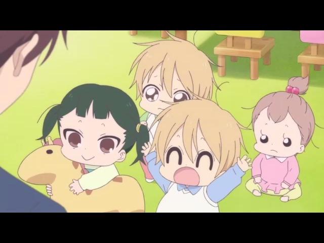 Gakuen Babysitters 2 серия русская озвучка Shoker / Школьные няни 02 / School nannies