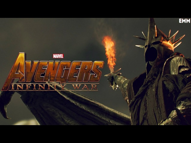 The Lord of the Rings: The Return of the King (Avengers: Infinity War Style)