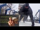 Колхозный кроссфит 91 Зимняя уличная 20 минутная кардиотренировка Кроссфит посл