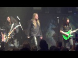 Wintersun - Death and the Healing (live in Minsk - 17.09.17)