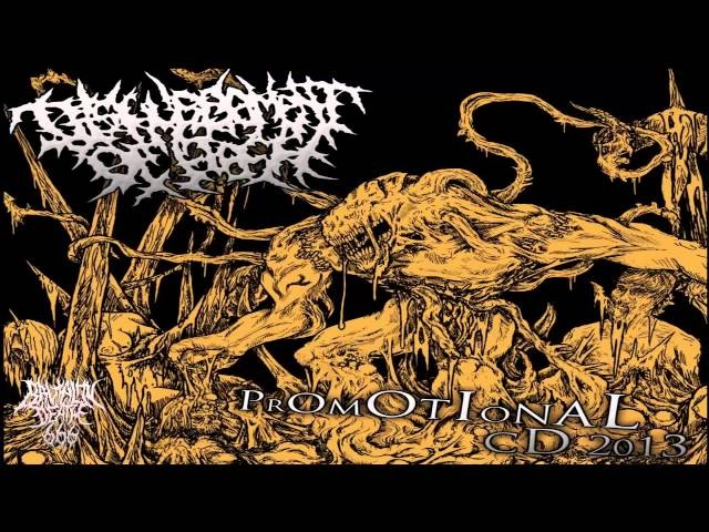 Disfigurement Of Flesh 2013 Full Promo