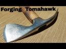 BlackSmithing - Forging A Tomahawk