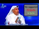 Hamad Bin Jassim We Supported Al Qaeda in Syria