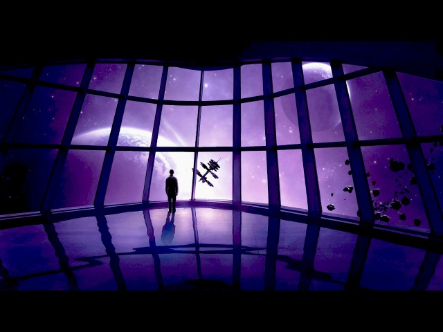 Therapist AuroraX - A Billion Year Voyage (Space Ambient Chillout Mix) - YouTube