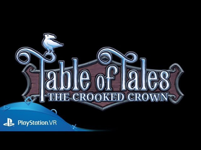 Table of Tales: The Crooked Crown | Teaser Trailer | PlayStation VR