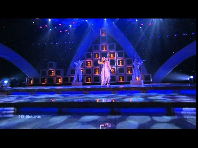 JESC 2011 Belarus || Lidiya Zabolotskaya - Angely dobra (dress rehearsal)
