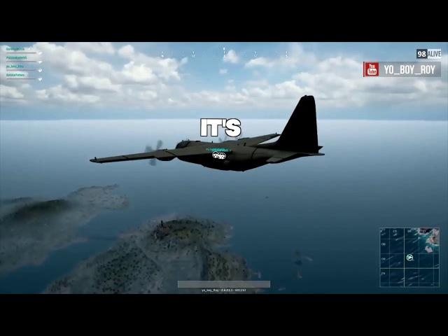 Air russia PubG
