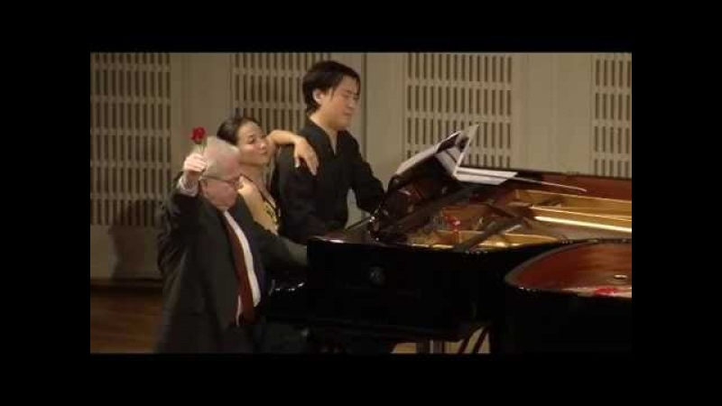 Love TRIoANGLE with Emanuel Ax and Yu Horiuchi