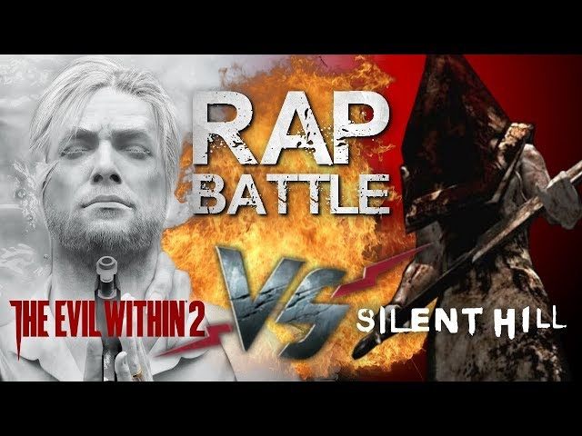 Рэп Баттл - The Evil Within 2 vs. Silent Hill (140 BPM)