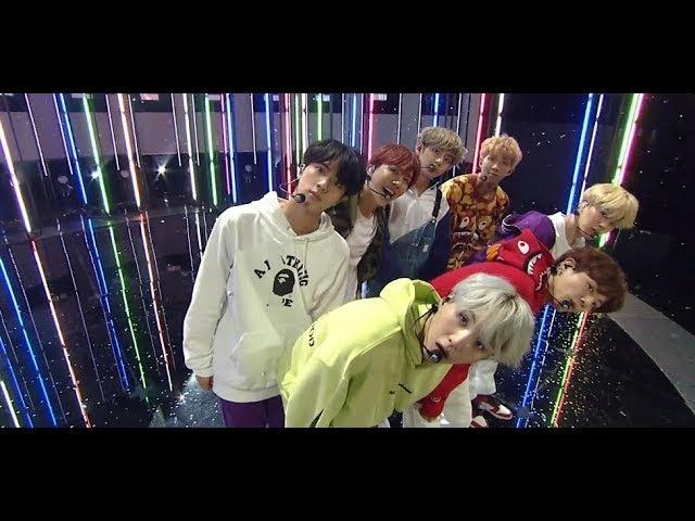 2017방탄소년단 (BTS) - 고민보다 Go (Go Go) 교차편집 (Stage Mix)