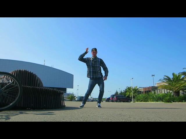 Ioann Alacran Animation Illusion Dance - SOCHI 2017