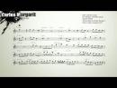 Four/Miles Davis. John Coltranes Transcription. Transcribed by Carles Margarit