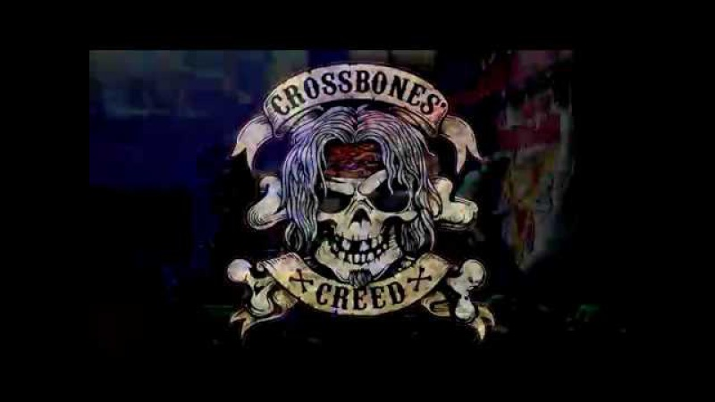 Crossbones' Creed - Stone Cold Crazy (Queen Cover)