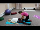 Расслабляющий массаж для беременных
