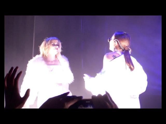 Charli XCX Carly Rae Jepsen - Backseat /Pop2 Concert 15.03.18