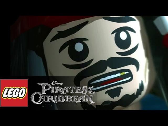 LEGO Pirates of the Caribbean 🔴СТРИМ [ПИАСТРЫ и ПИРАТЫ]