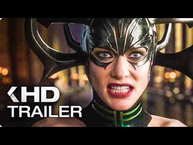 THOR 3: Ragnarok Hela NEW TV Spot Trailer (2017)