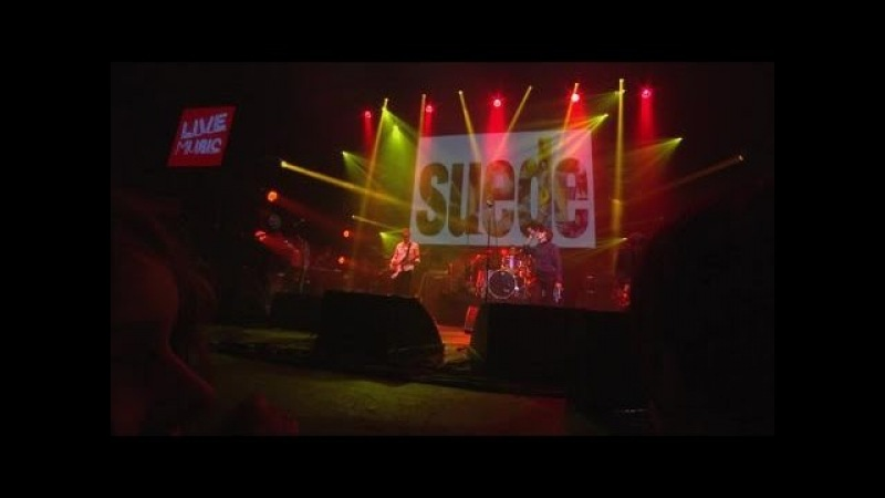 Watch Suede's Full Greatest Hits Set From NME Awards 2015 With Austin, Texas