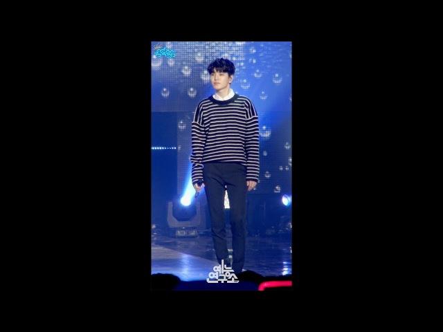 [13.01.18] MBC Music Core   No More с фокусом на Сонджон   Официальный фанкам